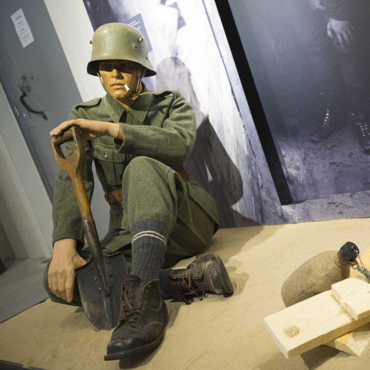 Hanko Frontmuseum - Bunker Irma