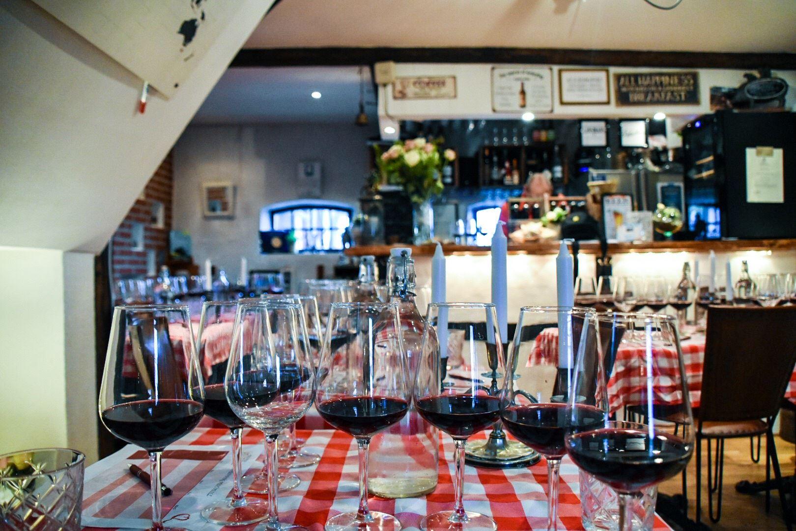Vinprovning Tema Toscana - Sangiovese experience