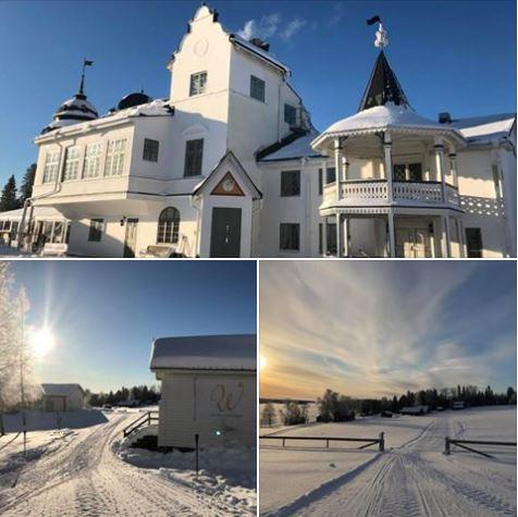 Verkö Slott,  © Verkö Slott, Bilder på Verkö Slott