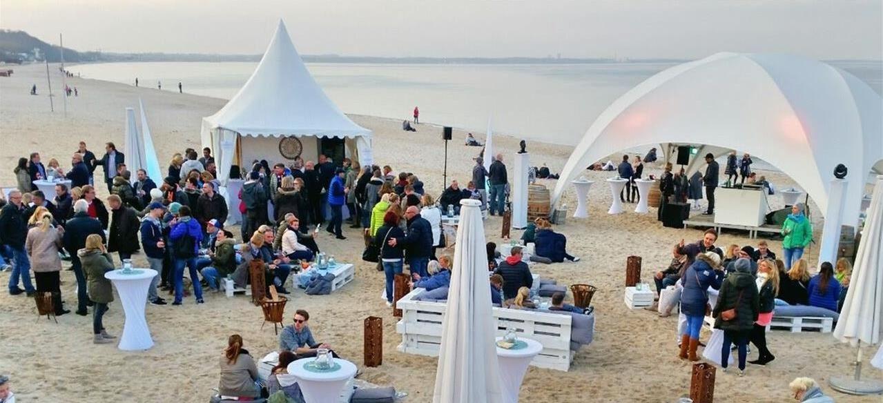 Marielyst Strand Klub Party