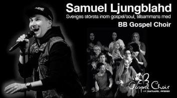 Samuel Ljungblahd med BB Gospel Choir