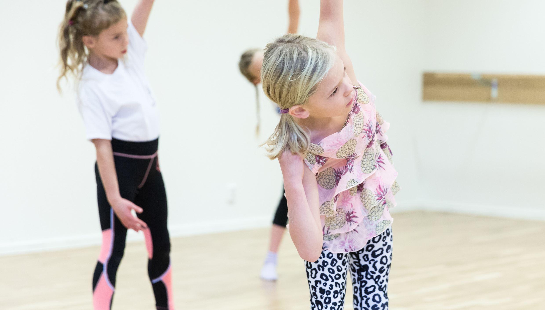 Dansmix för 7-8 åringar