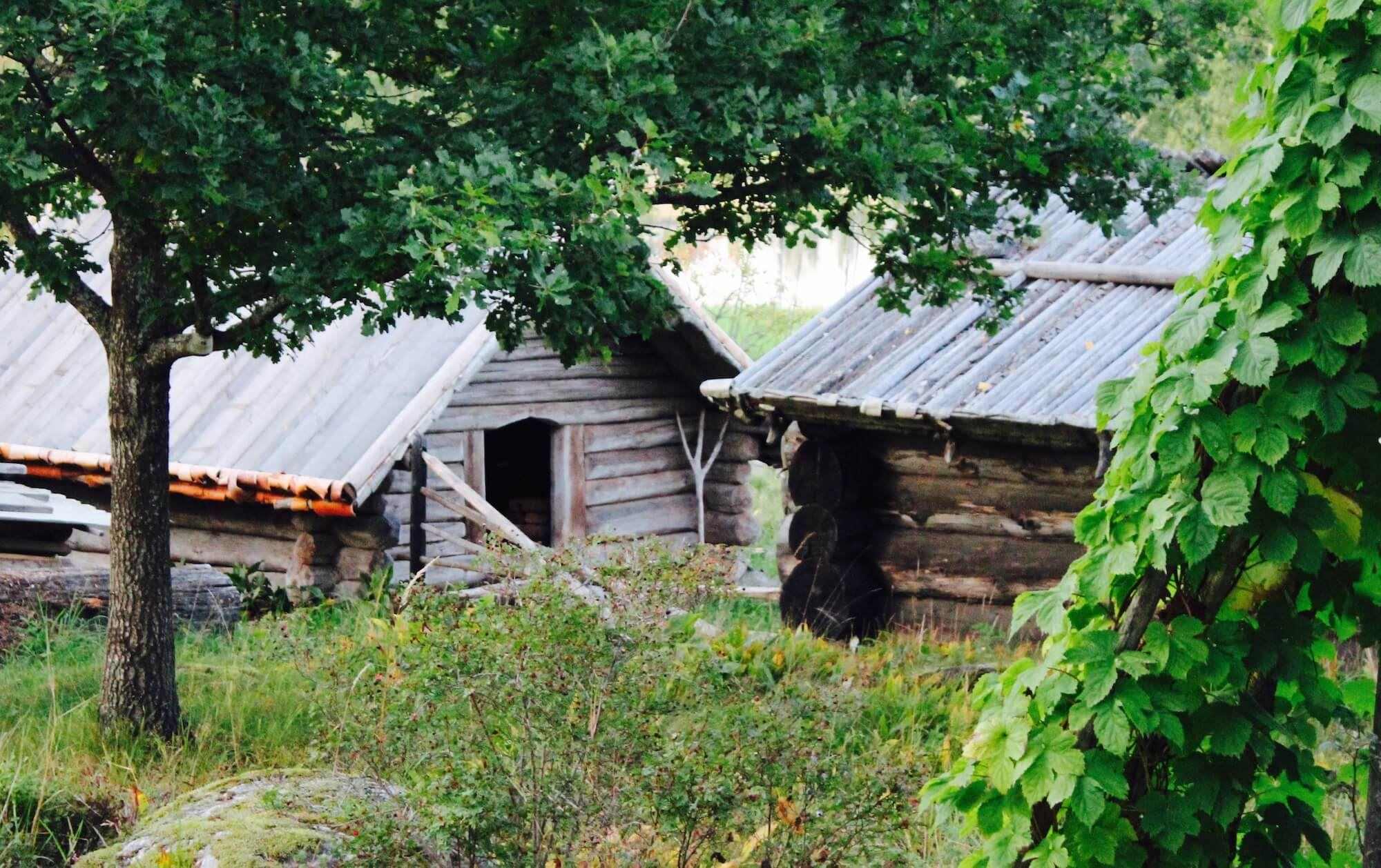 Medieval times at Oklagård
