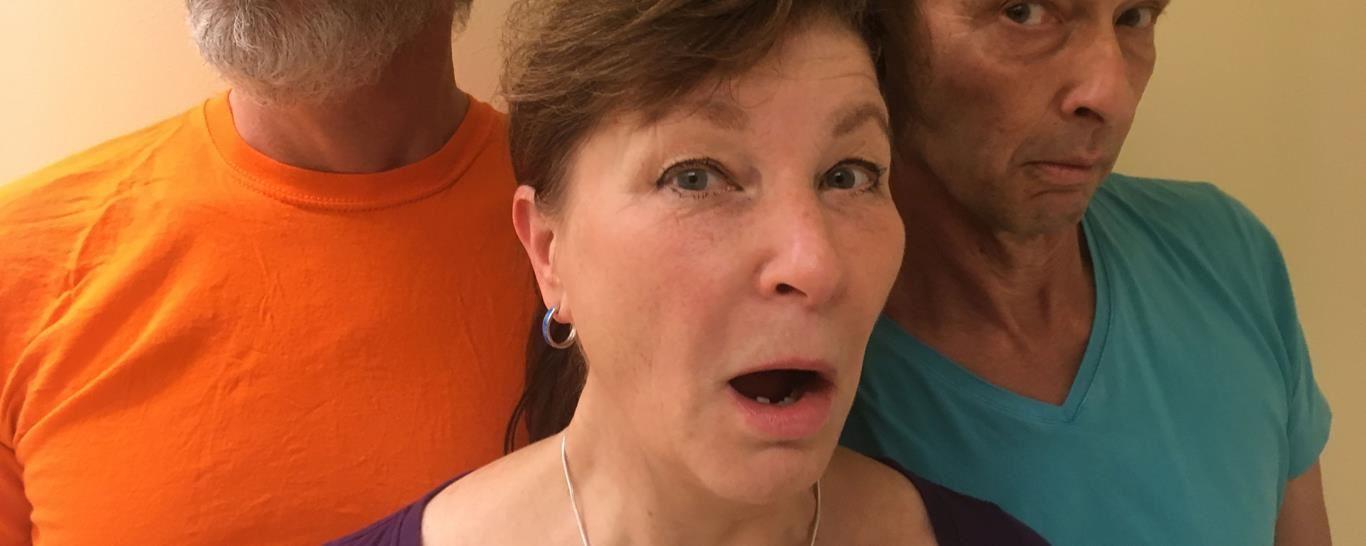 Barnteater: vem är rädd för kontodronten?