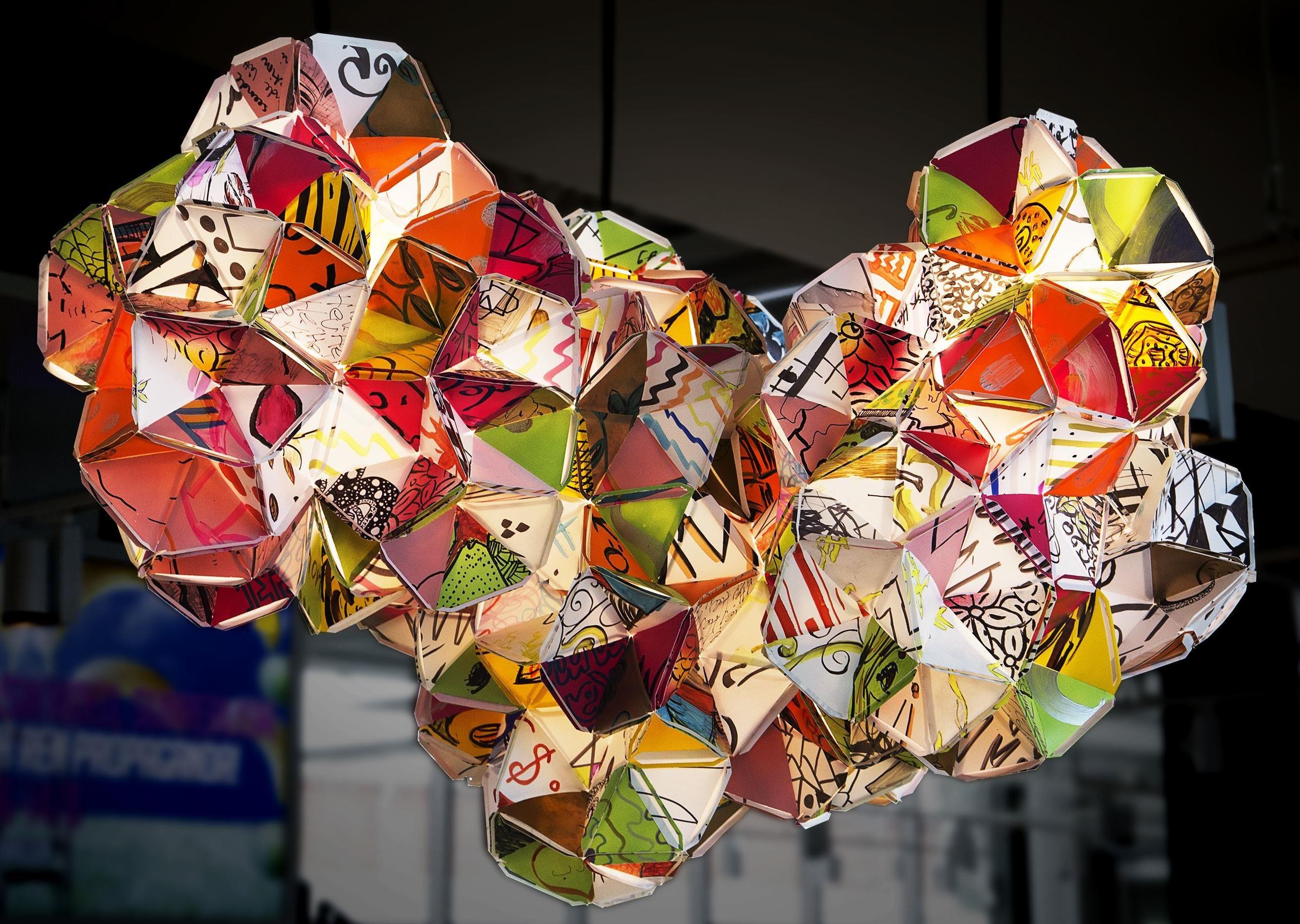 Lampskulptur