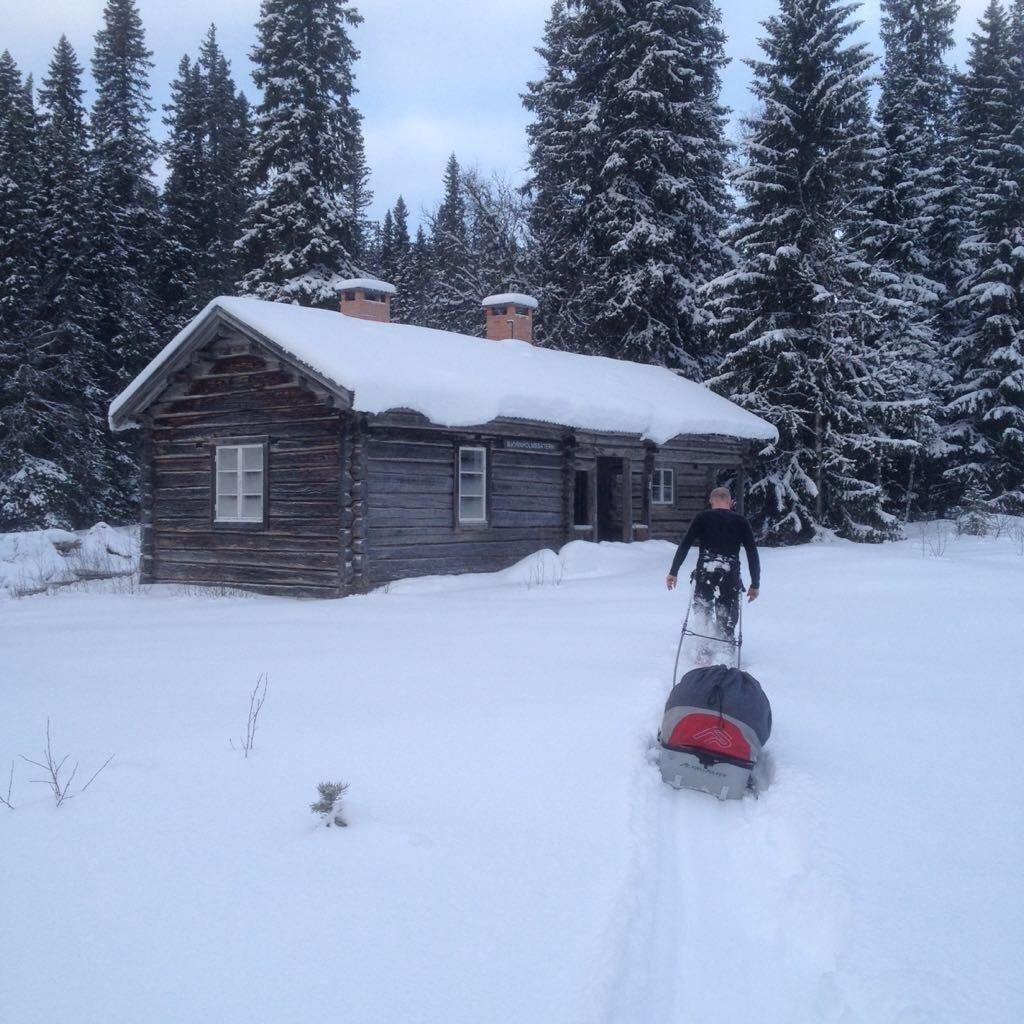 Scandinavian Hiking - Björnholmssätern