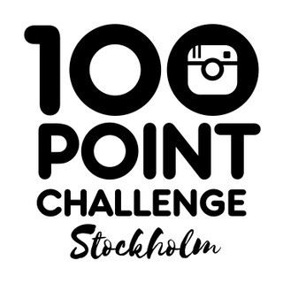 100 Point Challenge - Stadsutmaning