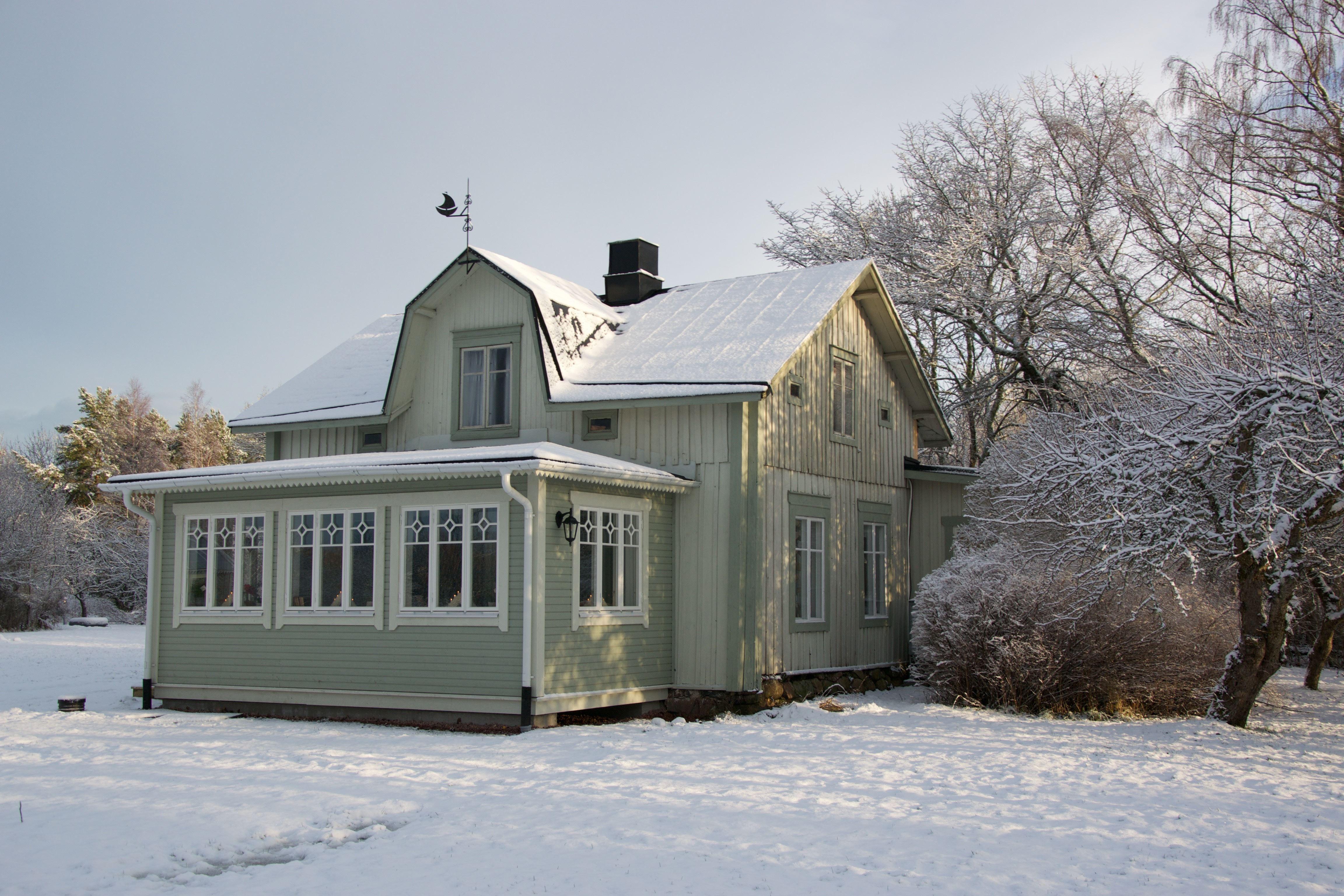 Mormors Gröna Hus, en restaurang på landet