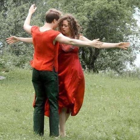 Danced Garden - Dansad Trädgård, Tidsmönster