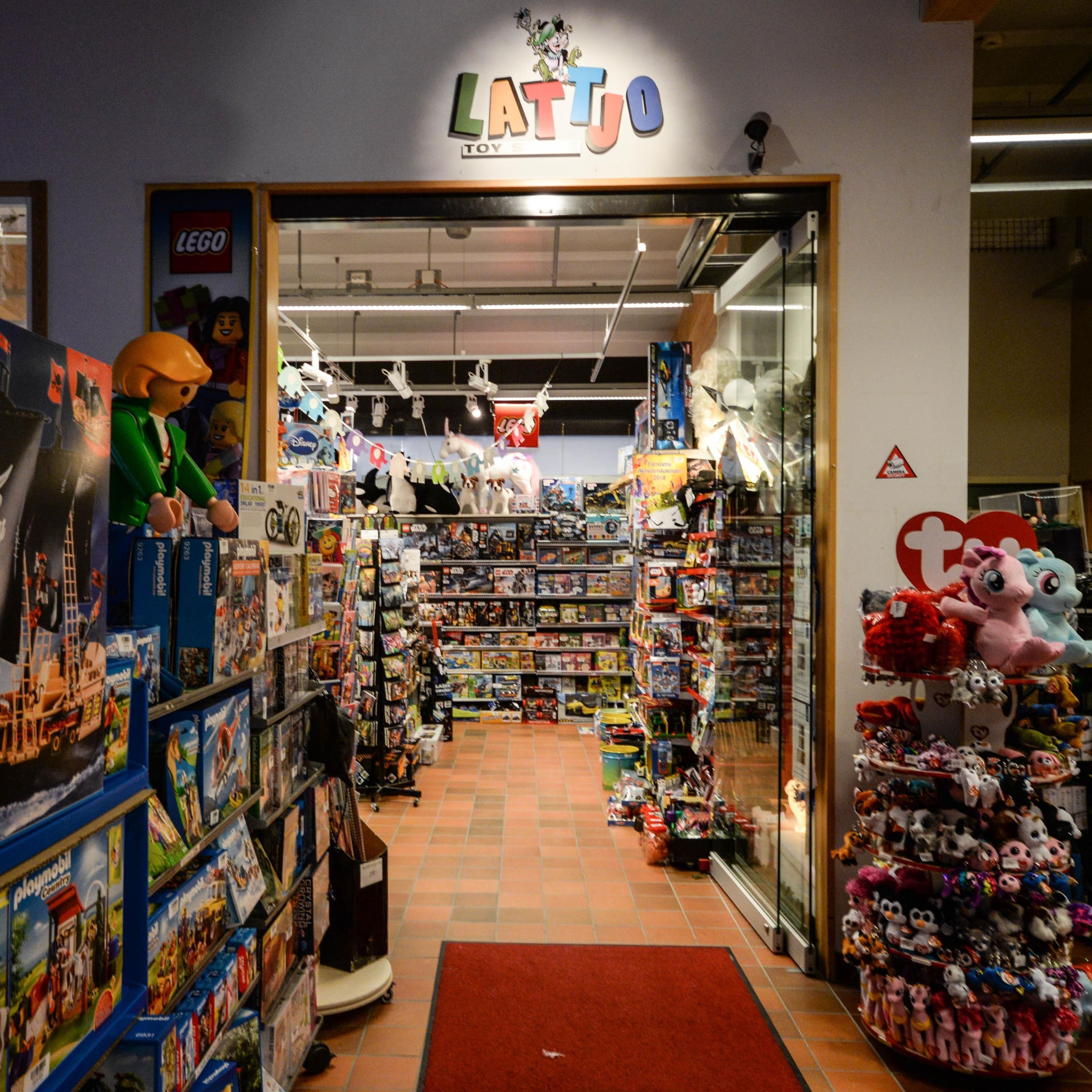 Lattjo Toy Store
