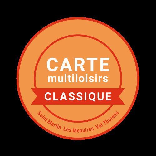 Carte Multiloisirs Classique, plus de 15 activités à volonté: économisez en l'achetant en même temps que votre hébergement!