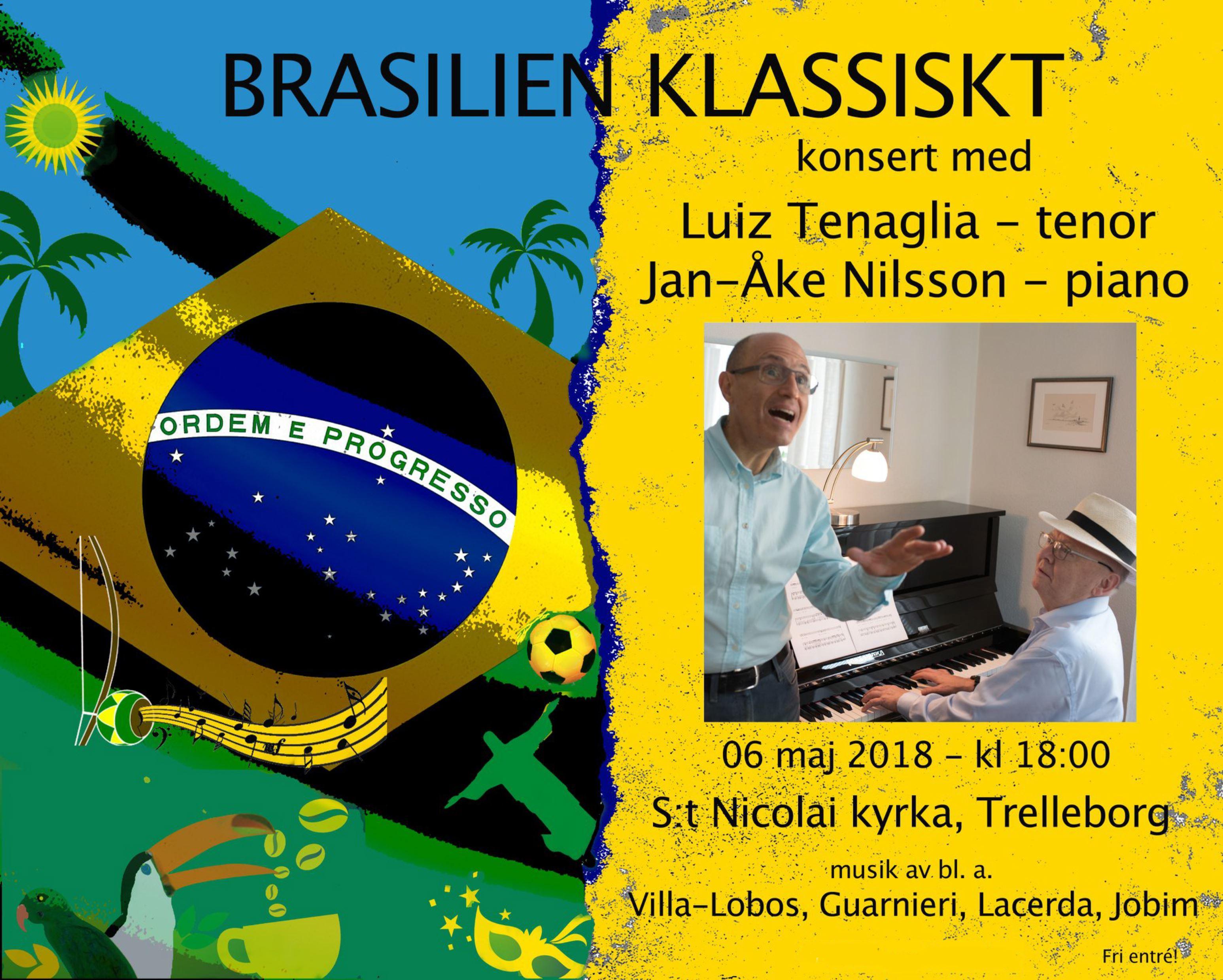 Klassisk musik från Brasilien