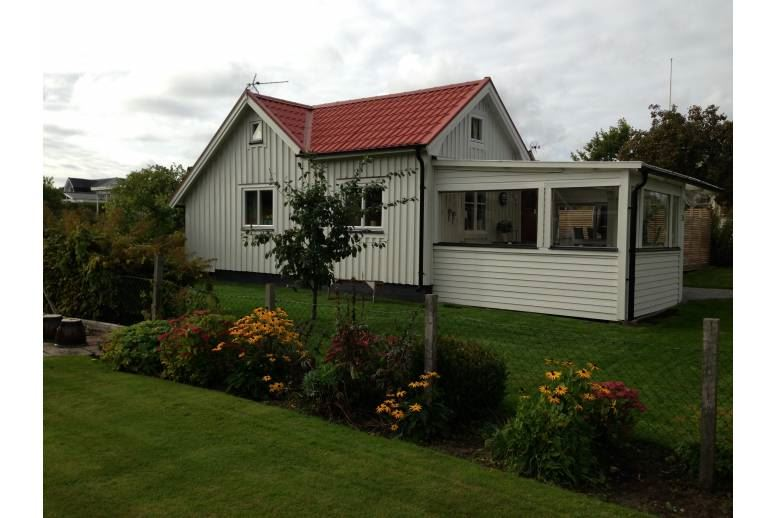 Halmstad - A cozy cottage not far from the center.