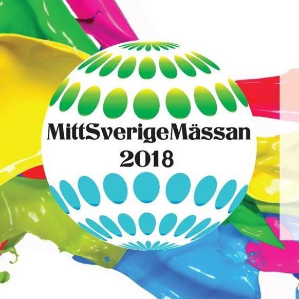 MittSverige Mässan 2018
