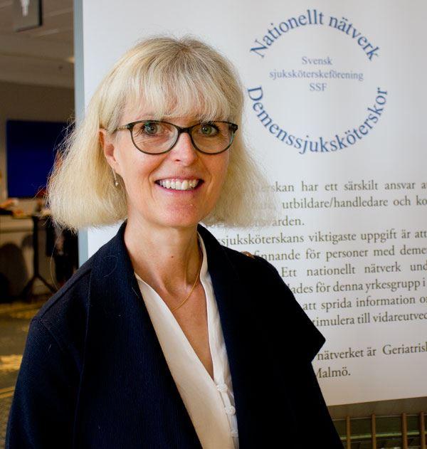 Anna Mi Wendel, Demenssjukdomar eller kognitiva sjukdomar - Elisabet Londos