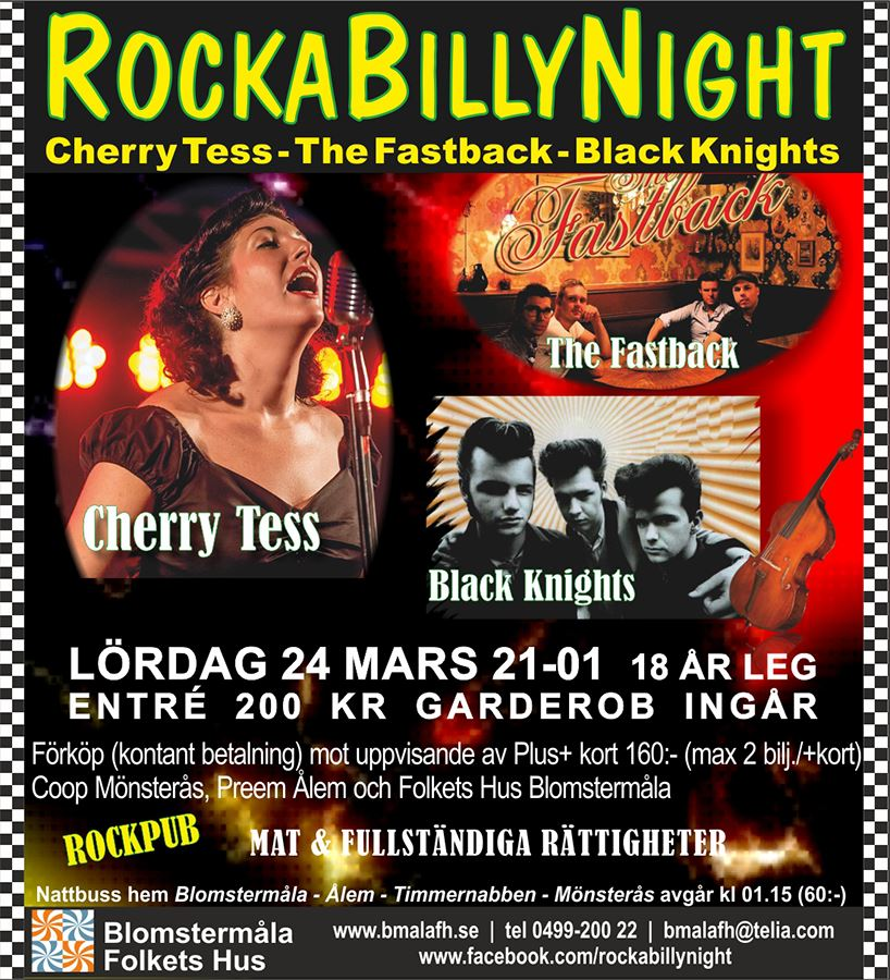 Rockabilly Night