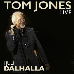Tom Jones 1 juli 2018 på Dalhalla