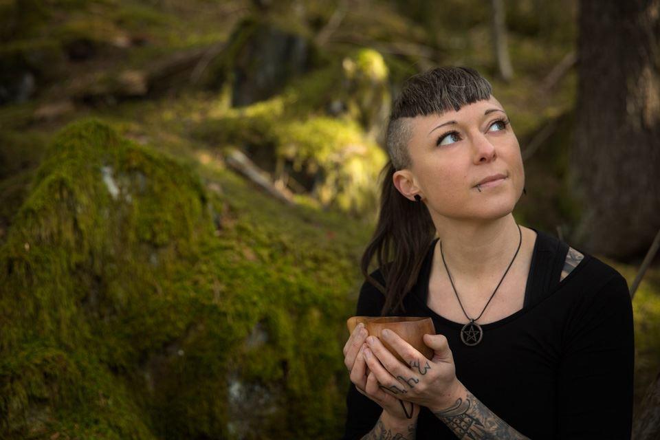 Föredrag med Emma Kronborg
