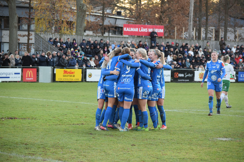 IFK Kalmar - Växjö DFF