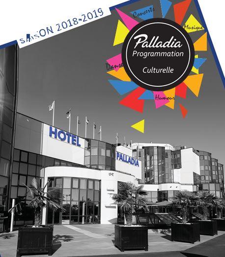 Palladia : programmation culturelle