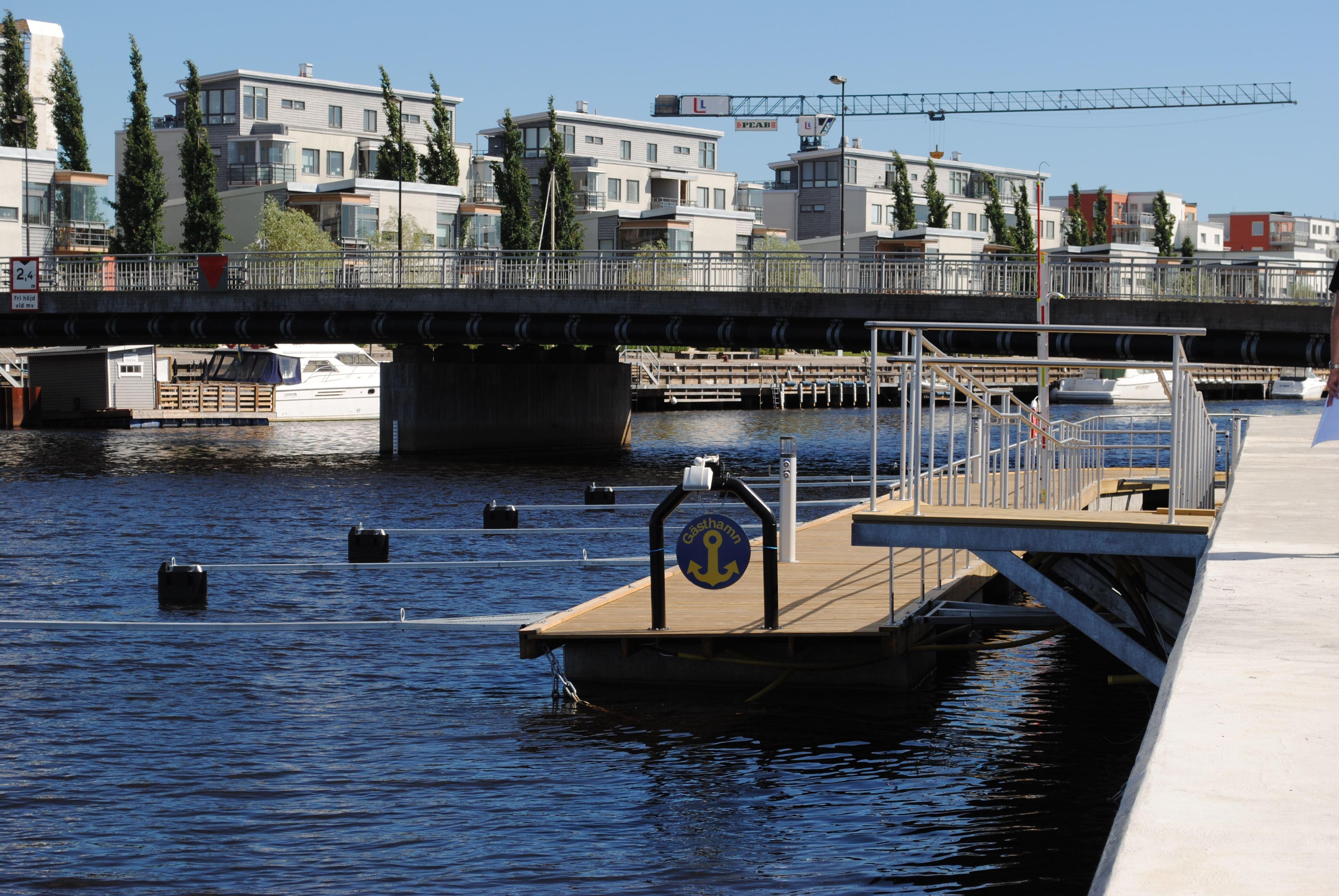 Gävle's Guest Marina
