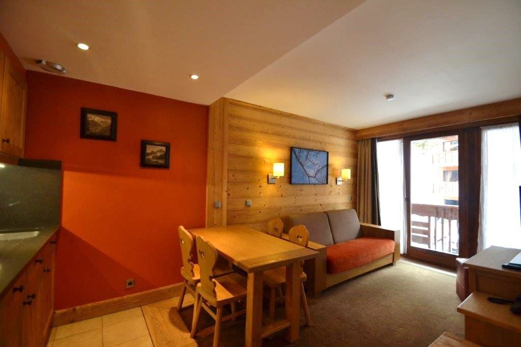 2 rooms, 5 people / Chalet du Forum A109