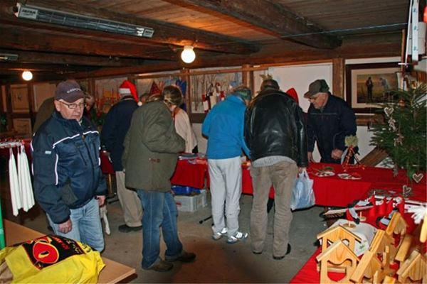 Stenestads Hembygdsförening, Stenestads julbetonade byamarknad