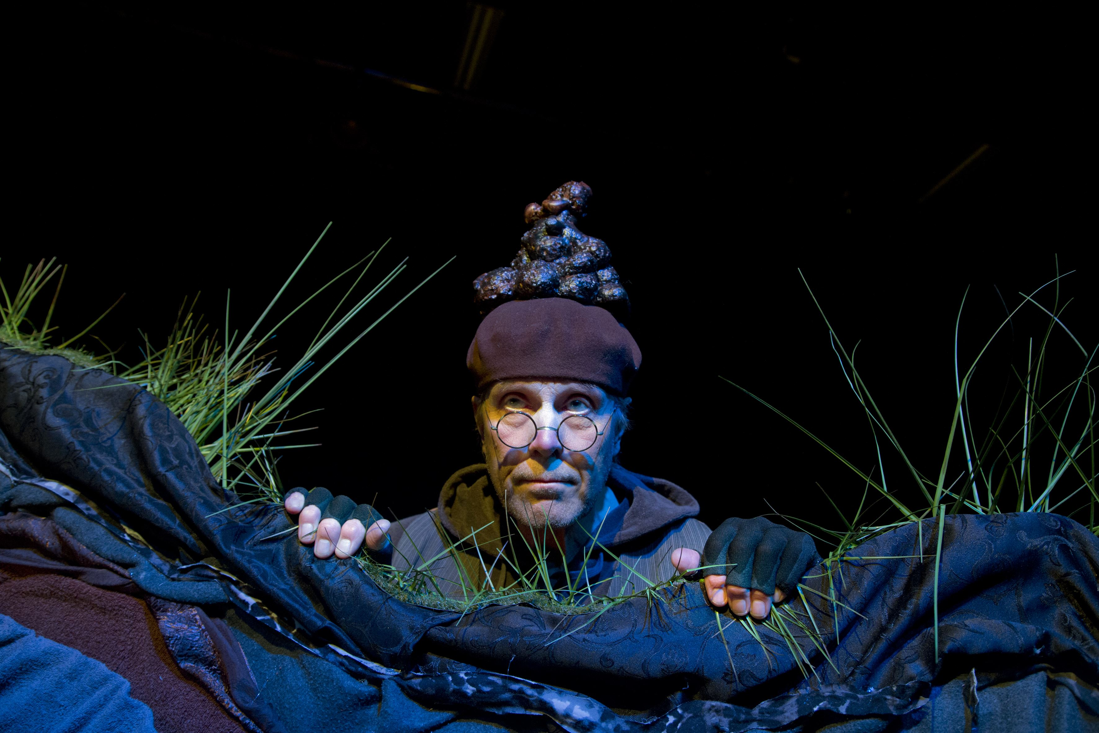 Den lille mullvaden som ville veta vem som bajsat på hans huvud med Skottes Musikteater