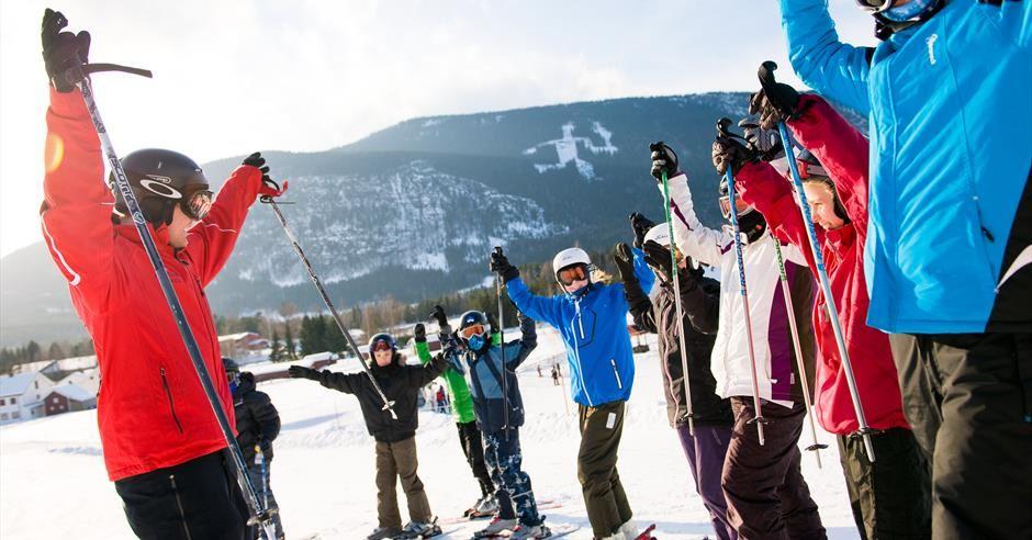 Isas skicross konkurranse