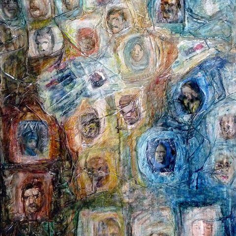 Utställning Berit Fradera