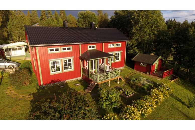 Arnäsvall - Arnäsvall - Havsnära boende, 20 min fr Övik