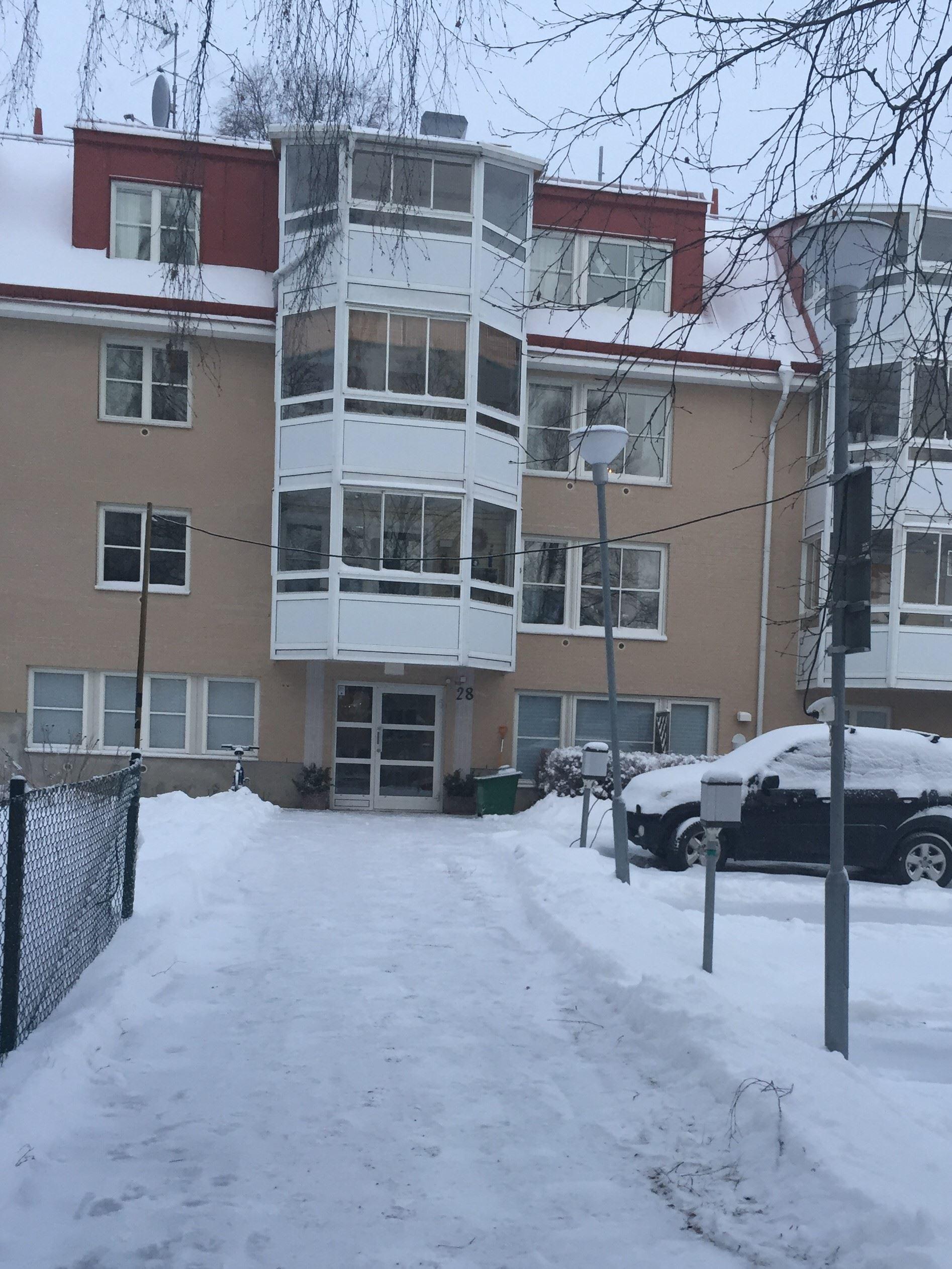 HL020 Lägenhet på Frösön