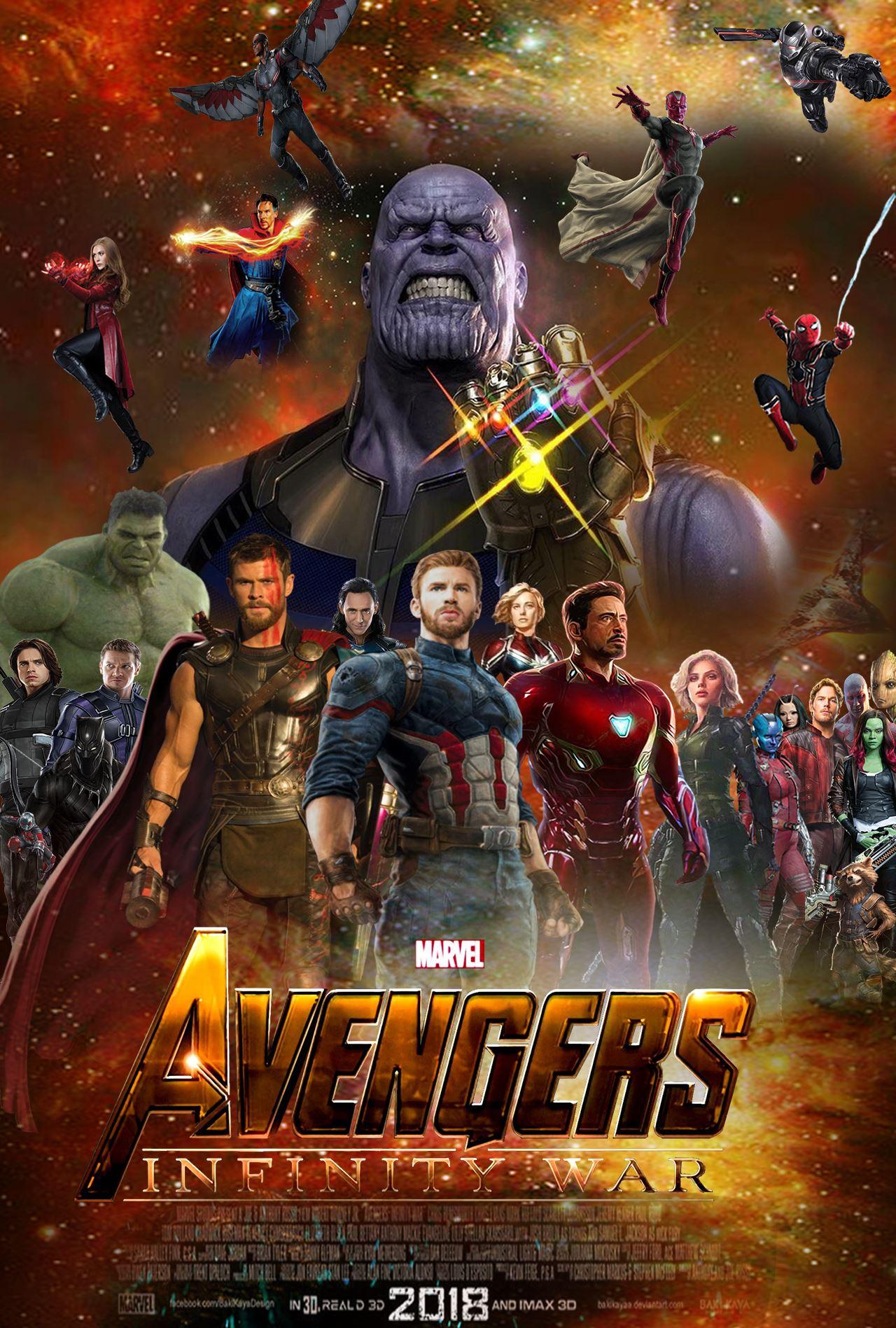 Avengers infinity war-part1