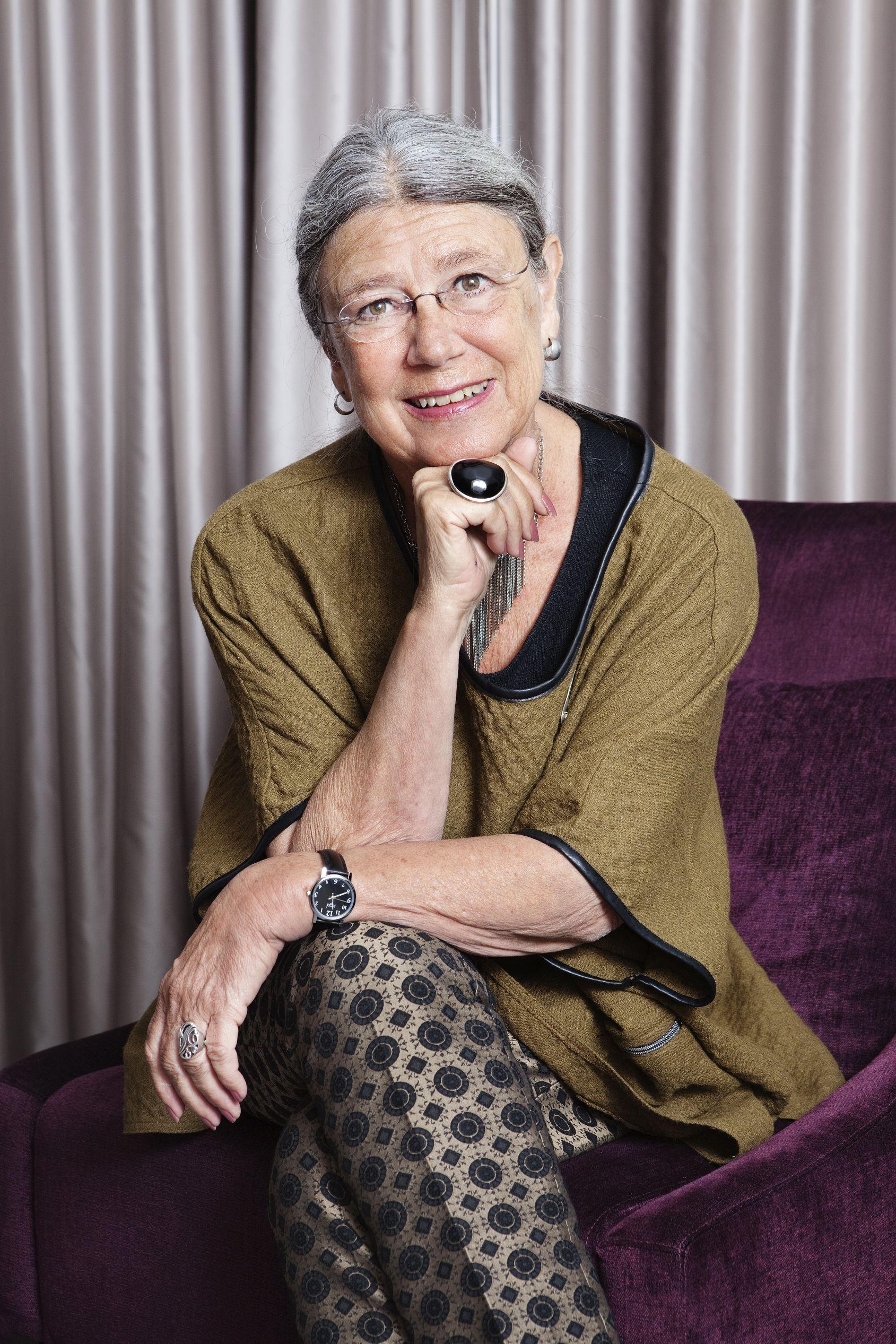 Författarbesök: Karin Brunk-Holmqvist