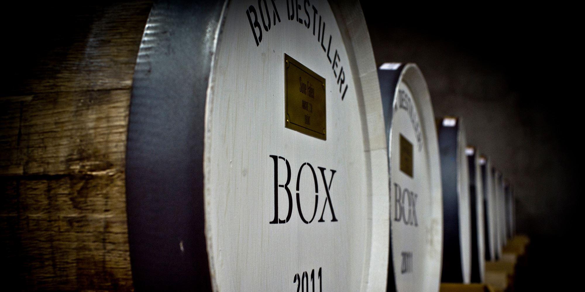 Trip to Ådalen and Box Distillery Monday 23/7