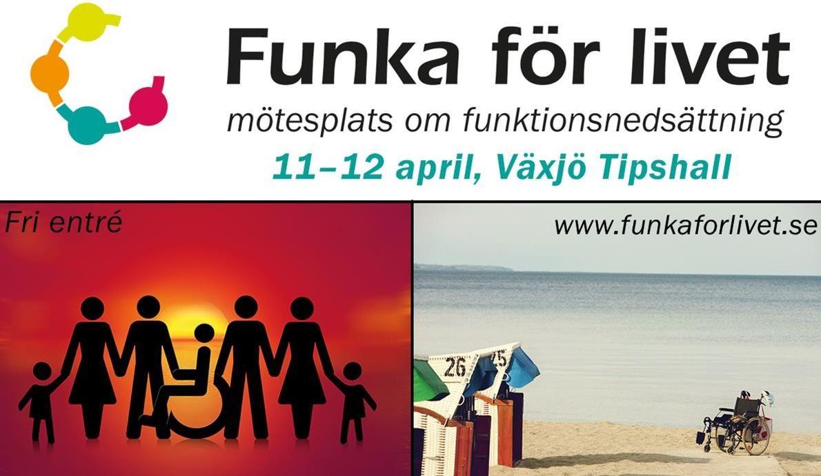 Mässa: Funka för livet Mötesplats