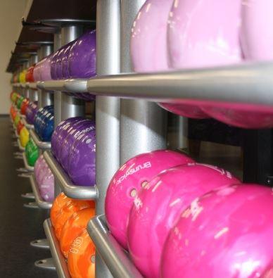 Pensionärsbowling på Mora Parken Bowling