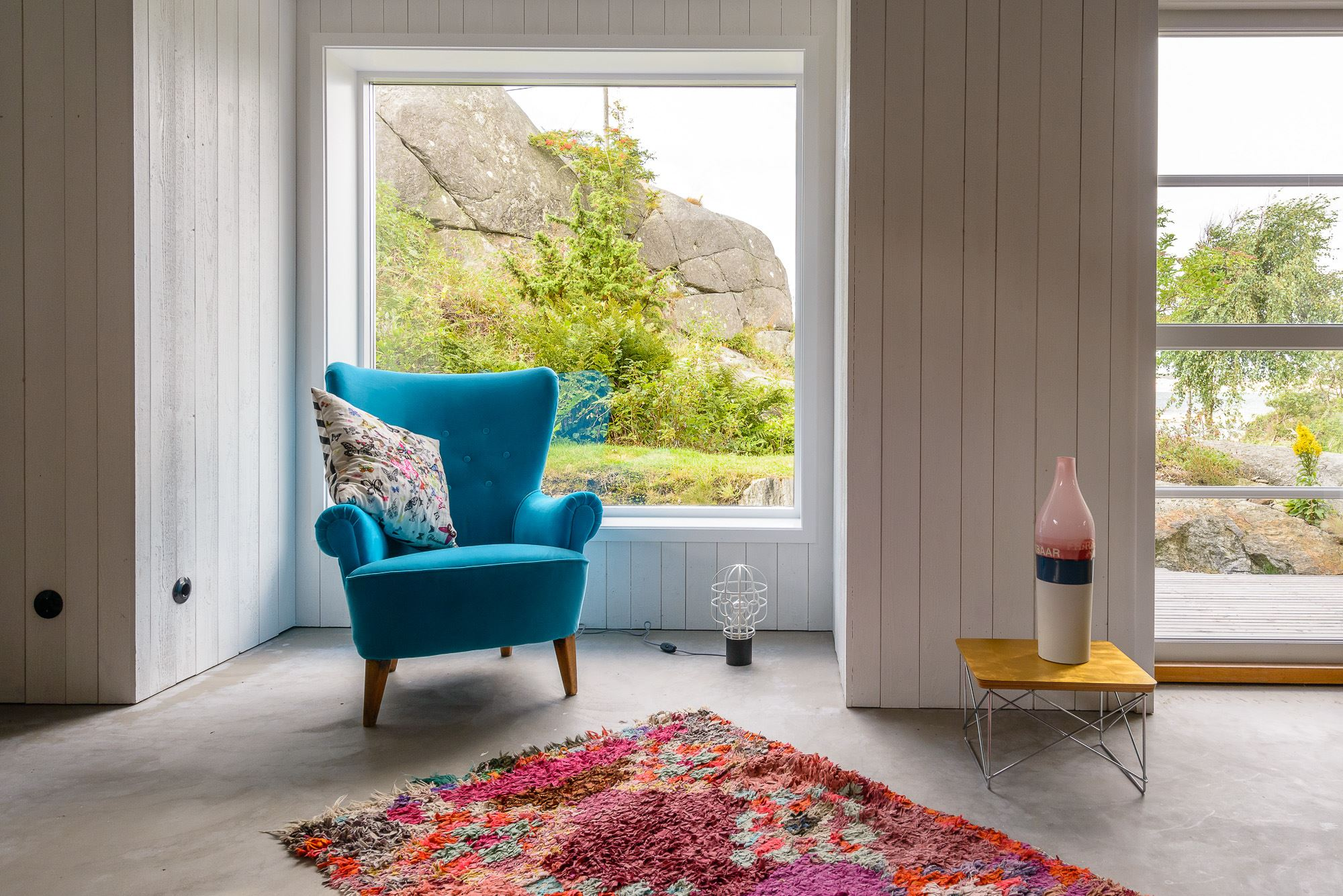 Lådfabriken –a stunning, contemporary seaside stay