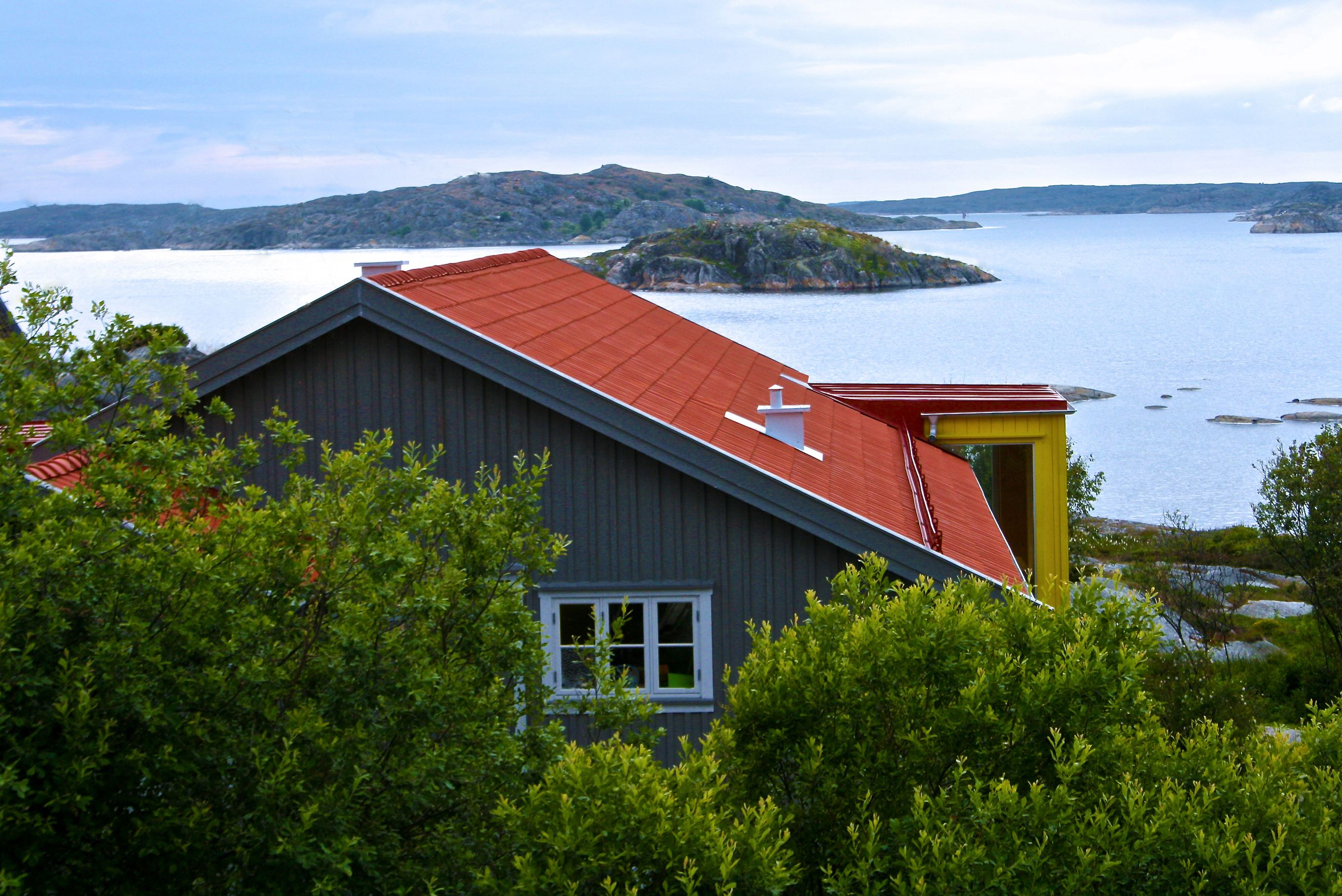 Lådfabriken -seaside accommodation-