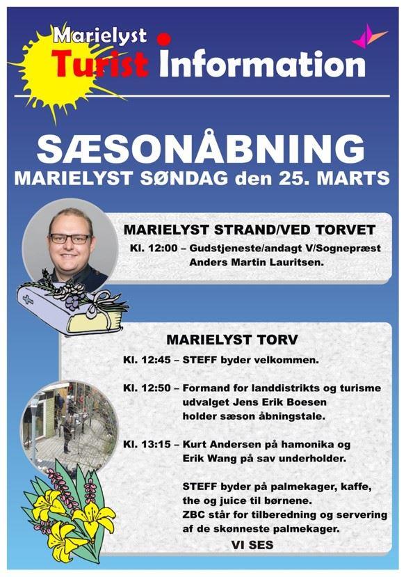Sæsonåbning i Marielyst  2018
