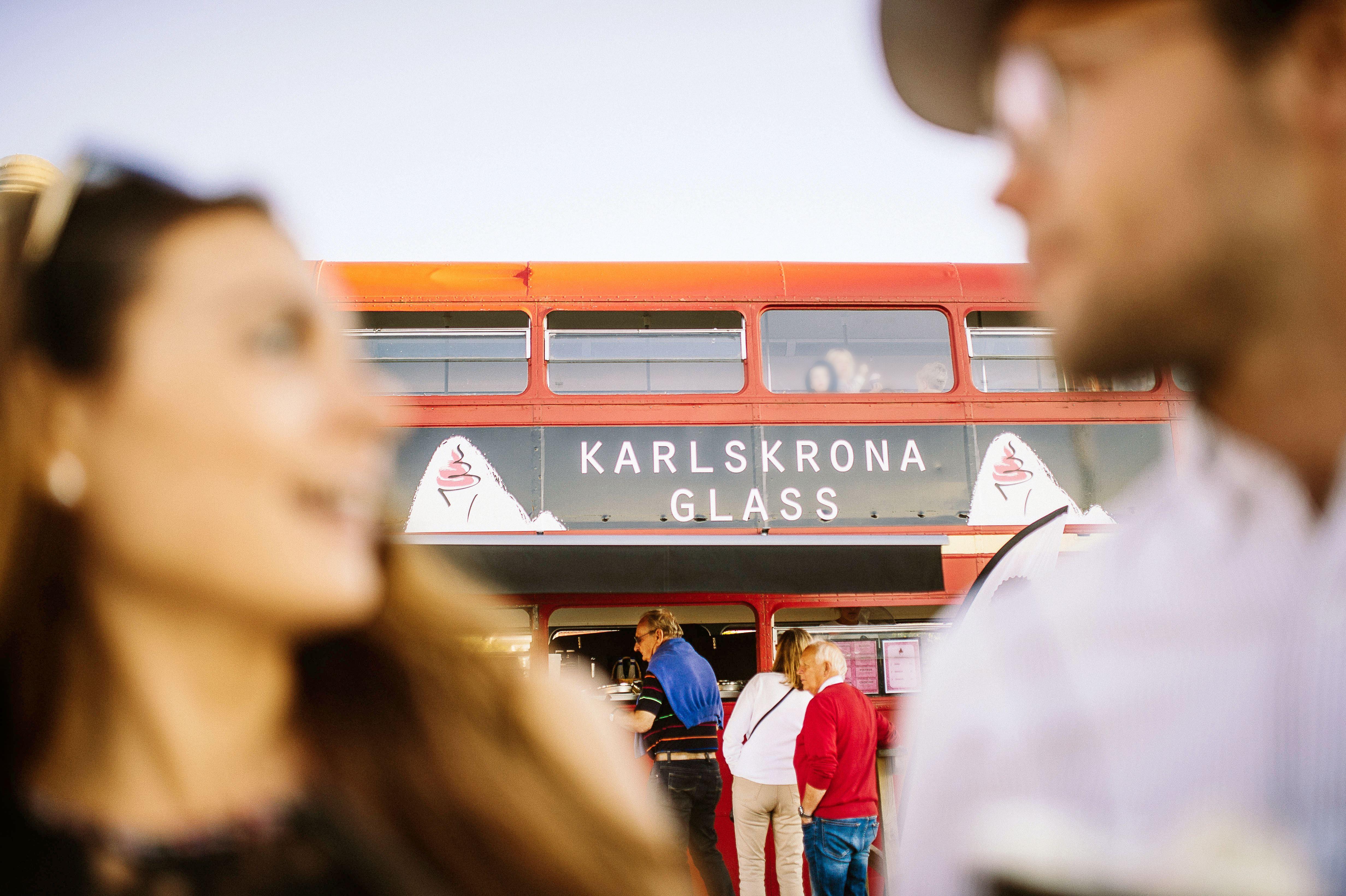 Glassbussen - Karlskrona ice cream