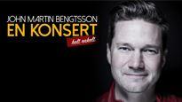 Musik: John Martin Bengtsson - EN KONSERT - helt enkelt