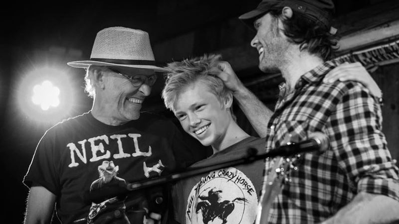 A tribute to Neil Young