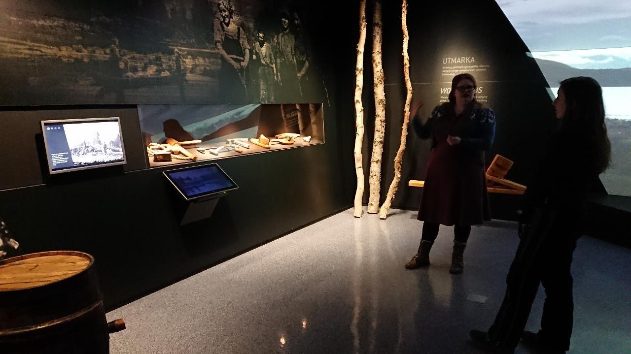 Nord Troms Musuem - Møter-Encounters-Deaivvadit-Kohtamissii