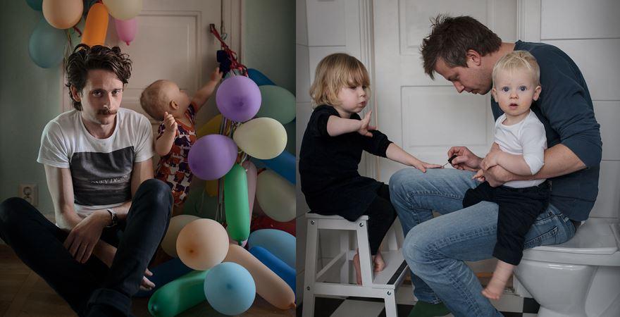 Invigning av Svenska Pappor