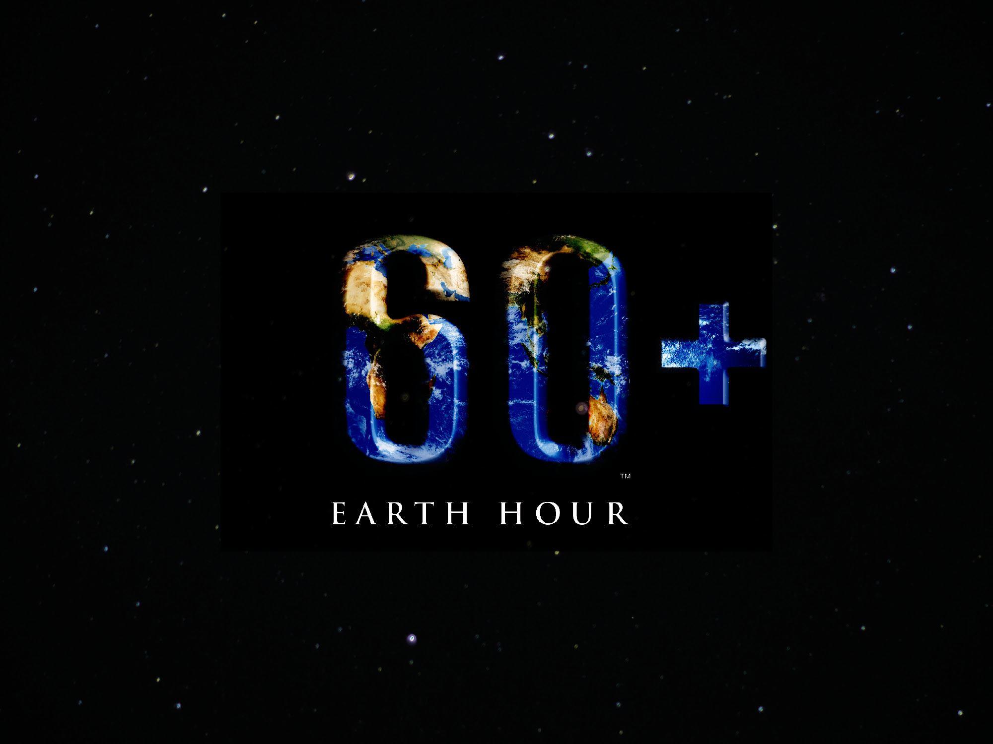 Earth hour – släck för en ljusare framtid