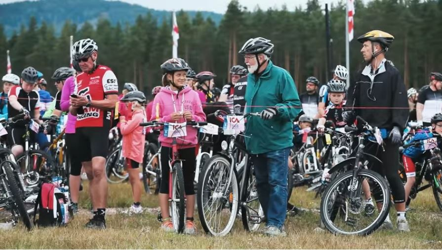 Cykelvasan 30 km Oxberg- Mora