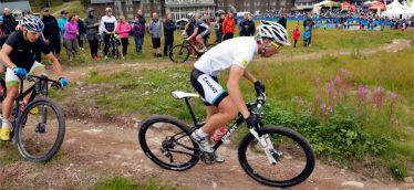 Cykelvasasprinten, Lindvallen, Sälen