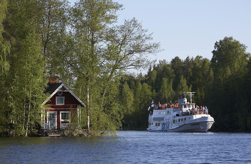 Lahti Harbour | Päijänne Risteilyt Hilden