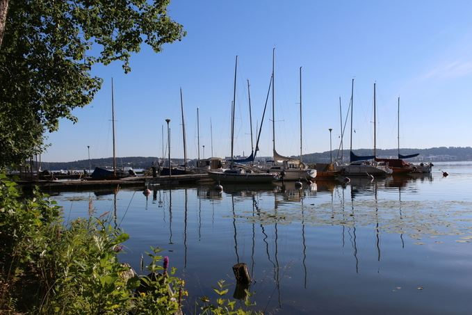 Myllysaari harbour